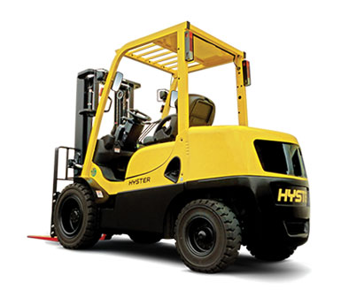 New Hyster Forklifts