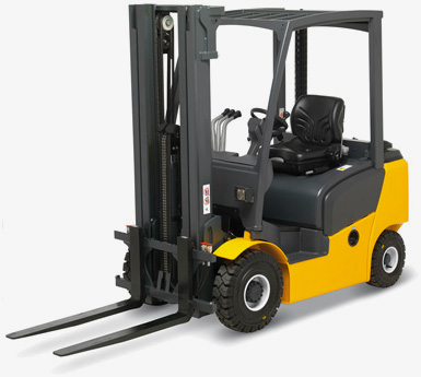 Used Electric Forktrucks