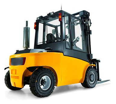 Used Forklifts in Northampton