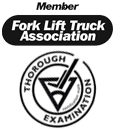 Fork Lift Association & Thorough Examination