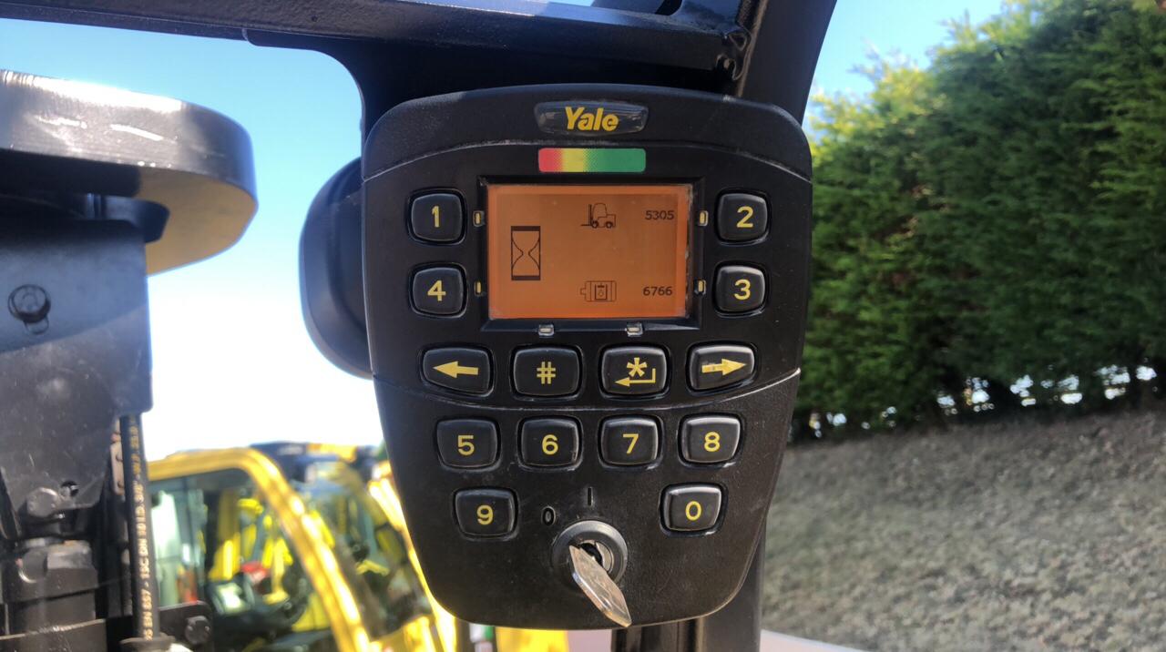 Used Yale ERP16VT MWB 4