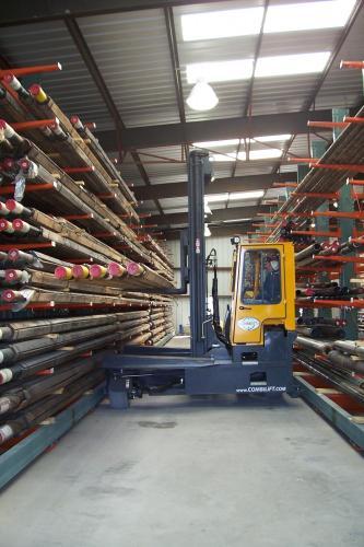 Combilift Sideloading Forklift