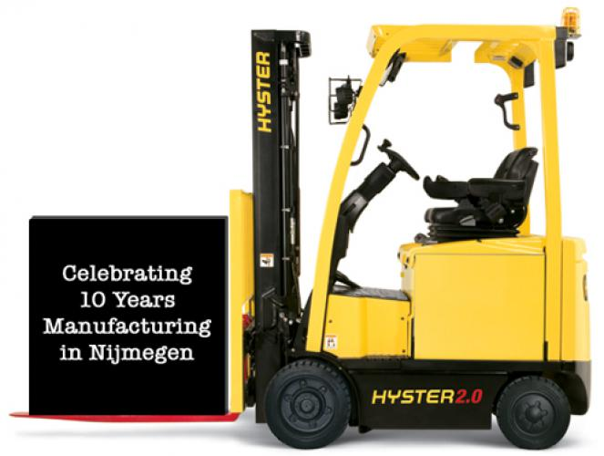 Hyster Celebrates 60 Years!!