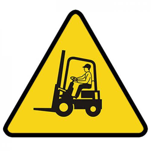 Forklift Safety 101: Stay within the forklift truck