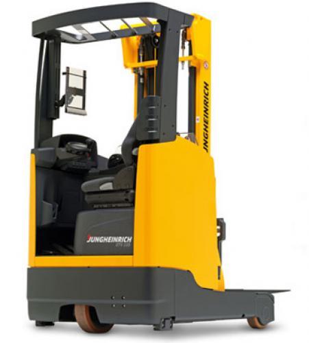 New Jungheinrich Compact Forklift Trucks