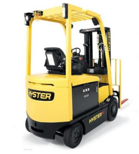 New Forklift Range From Hyster
