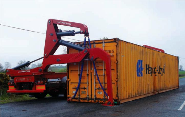 CombiLift Containerlifter