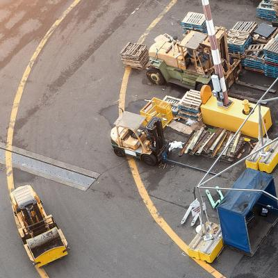 What safety checks do forklifts need?