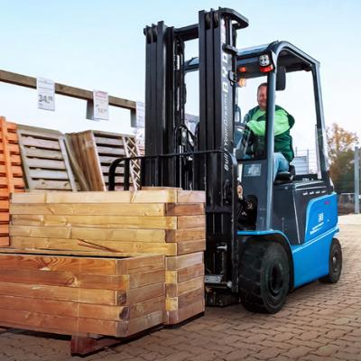 Forklift Driving Mistakes